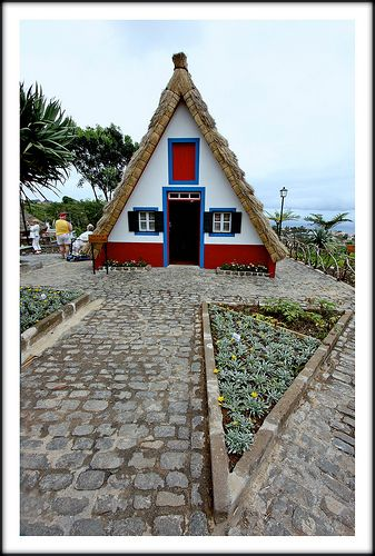 Casas de Santana Portugal, Insel