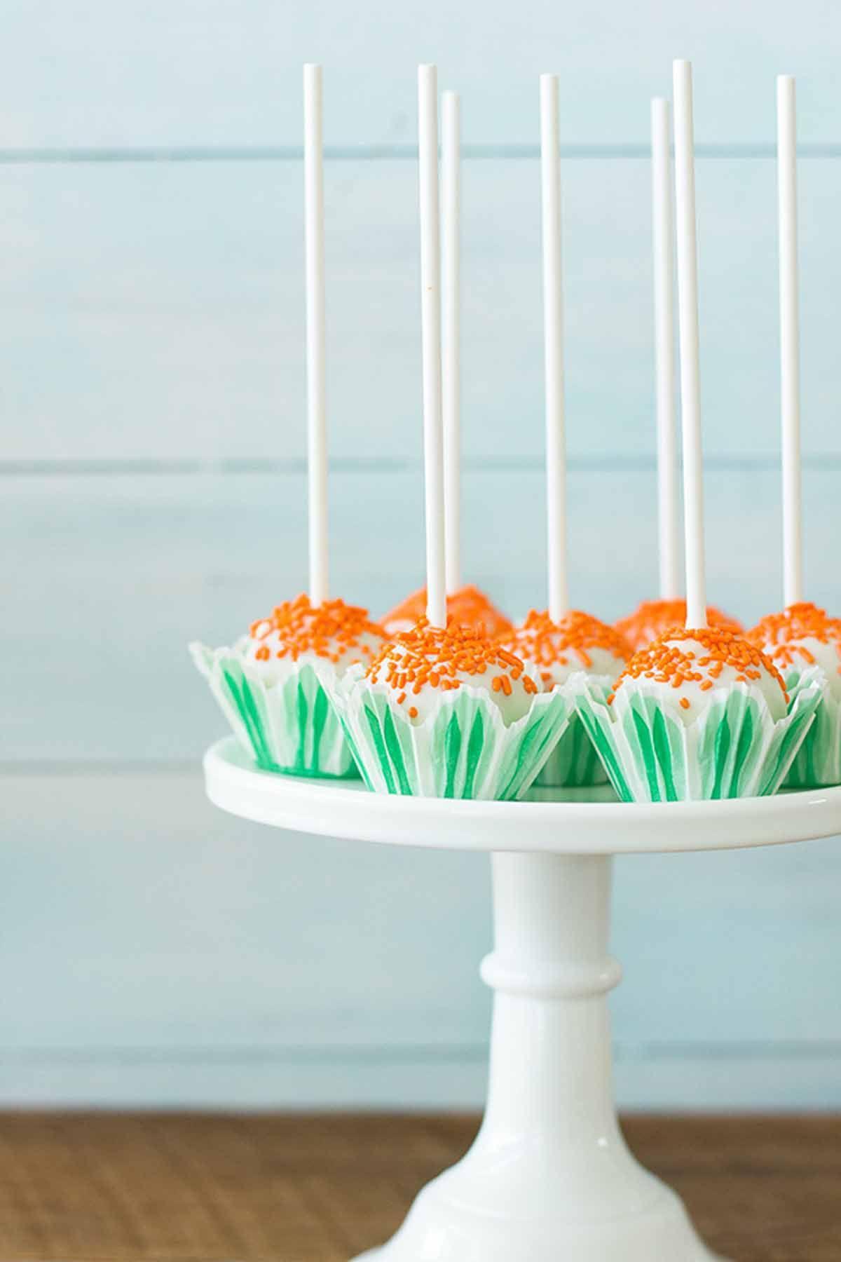 20 Creative Cake Pop Recipes   Cake pop recipe, Cake pop ...