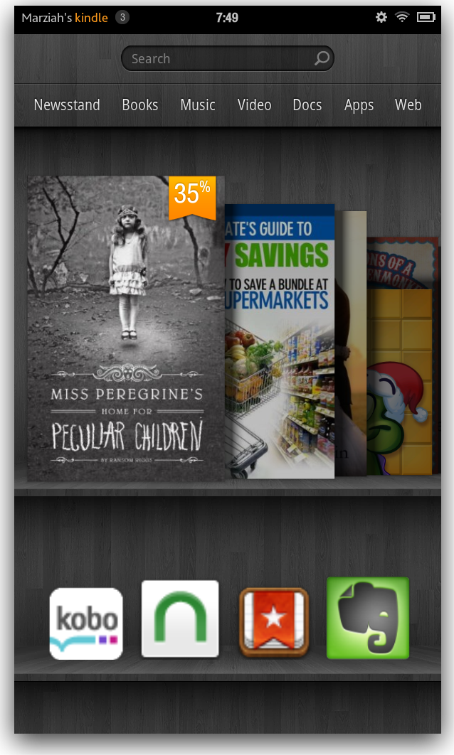 This Trick Lets You Run Nook and Kobo Apps on Kindle Fire