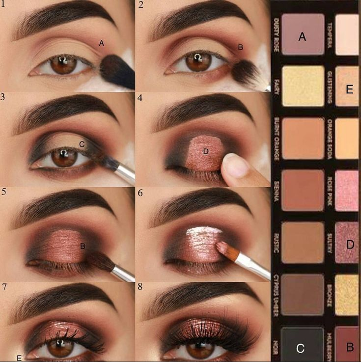 60+ Stunning Eyeshadow Tutorial For Beginners Step By Step Ideas – Page 33 of 69
