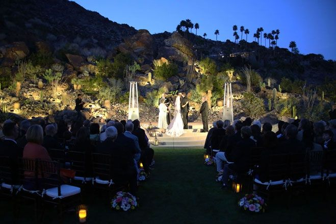Evening wedding venue colony 29 palm springs colony 29 palm house party the ultimate palms springs wedding venues junglespirit