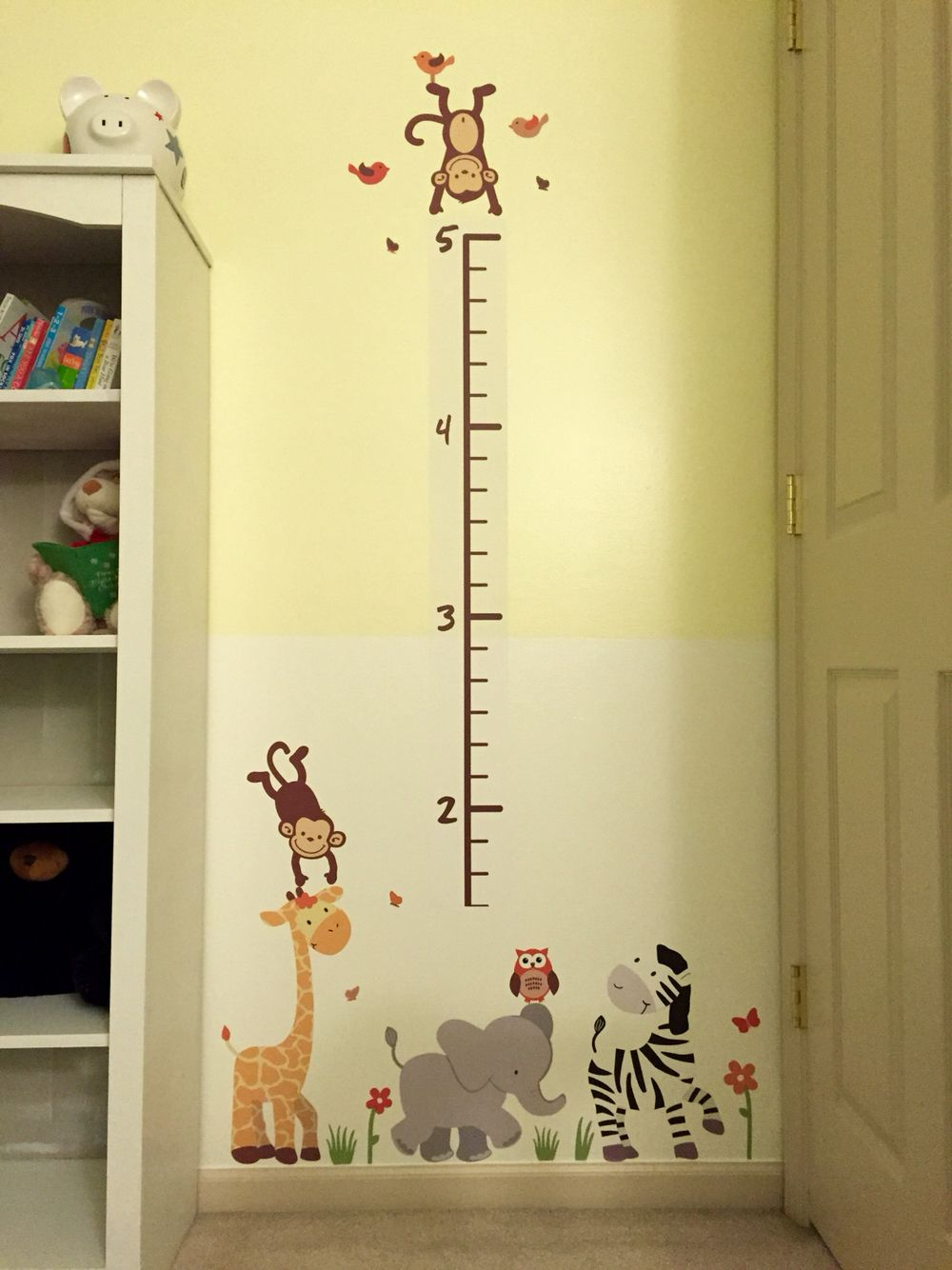 Nursery Wall Decal @nurserydecals http://www.nurserydecalsandmore ...