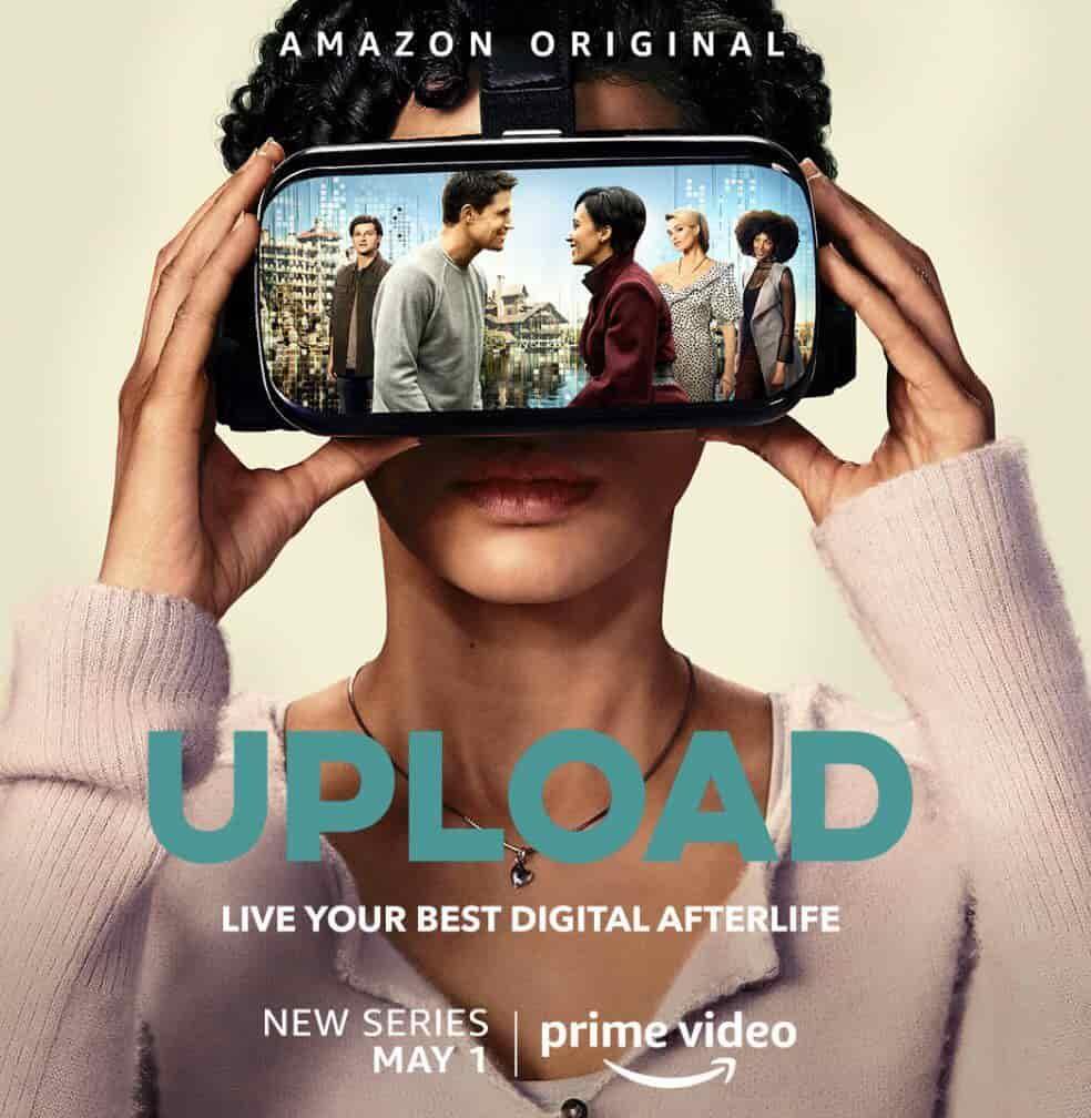 Ver Serie Upload Temporada 1 Online Temporada Completa En Español Latino Gratis Descargar Por Mega Google Drive Full Hd Series Y Peliculas Series Robbie Amell