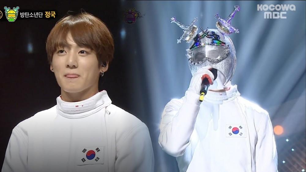 Times Idols Shocked Fans On King Of Masked Singer Singer Korean Shows Seungyoon Winner