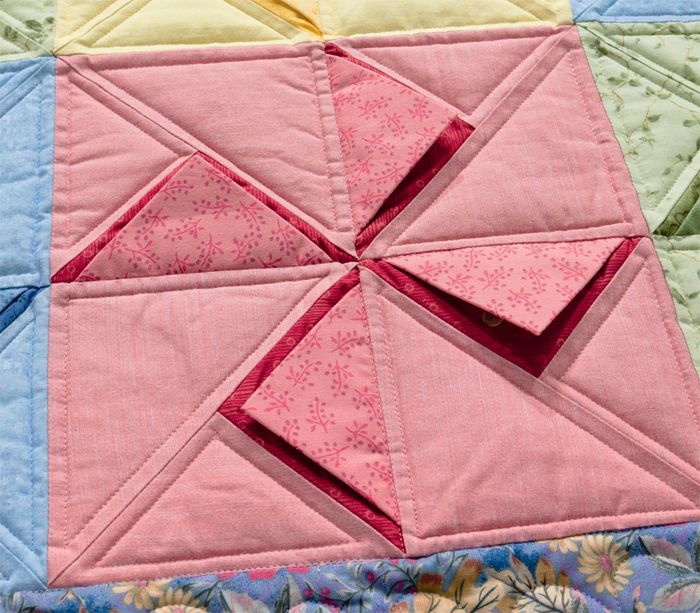Terrific quilting techniques for your tool belt (+ sale | Baby