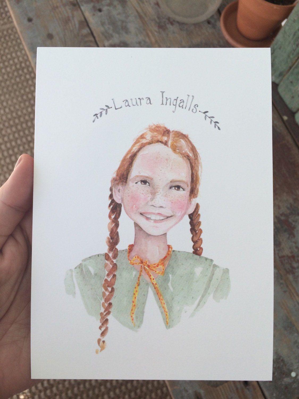 Increíble Laura Ingalls Wilder Para Colorear Fotos - Ideas Creativas ...