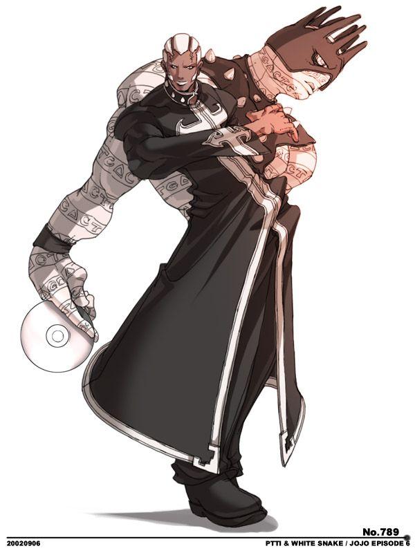 White Snake Jojo Vilas Manga