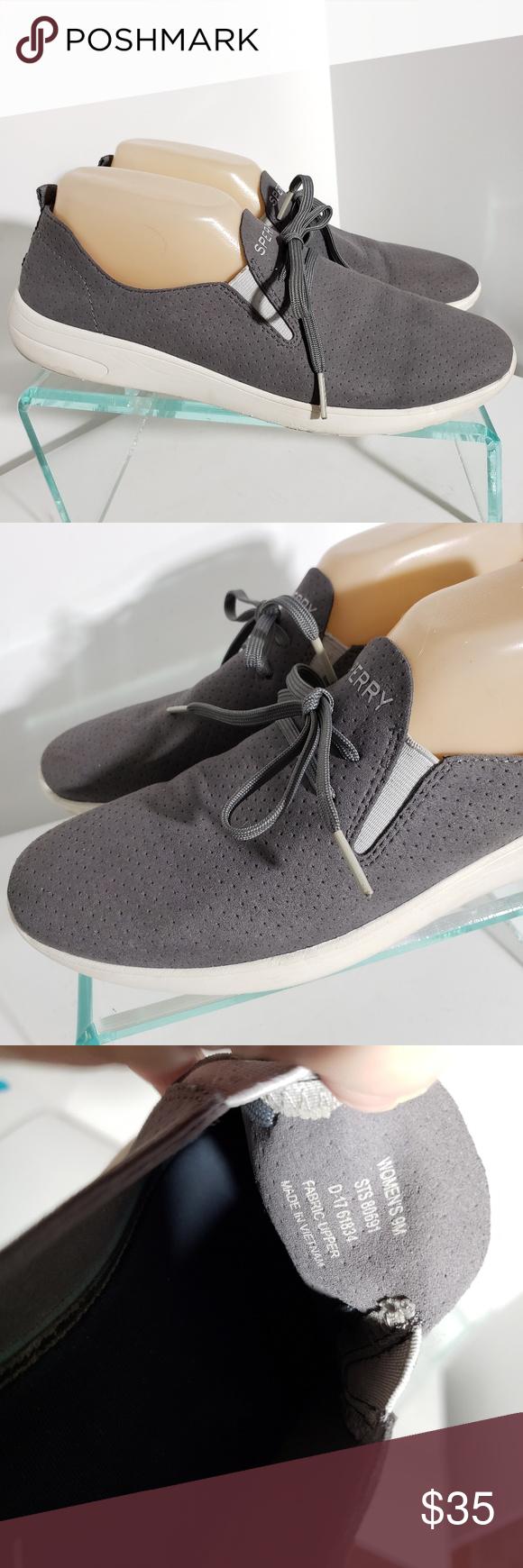 Sperry Topsider Rio Aqua Shoe Sz 9