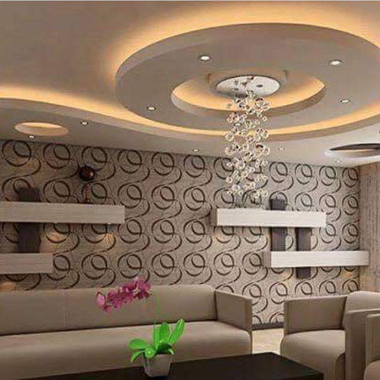 36 Likes 6 Comments ديكورات يزن الطائف Decor Yazan On Instagram جبس جبس بورد ديكورات False Ceiling Design Ceiling Design False Ceiling