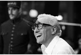 Martin Scorsese by Brigitte Lacombe