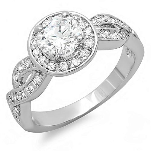 Promise Ring For Her 925 Sterling Silver Double Twisting Band