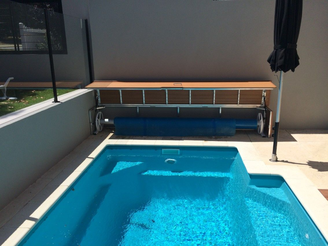 Above Ground Pool Cover Piscina