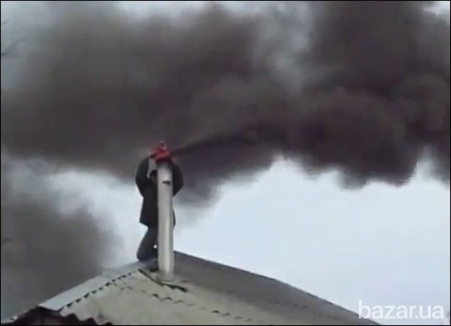 Трубочист, печник, ремонт аварийных дымоходов. - Cтроительные услуги Донецк на Bazar.ua