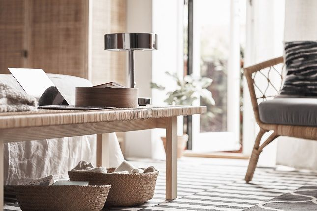 Ikea, New Stockholm 2017 Collection, New Ikea Collection, Stockholm 2017  Collection, Rattan