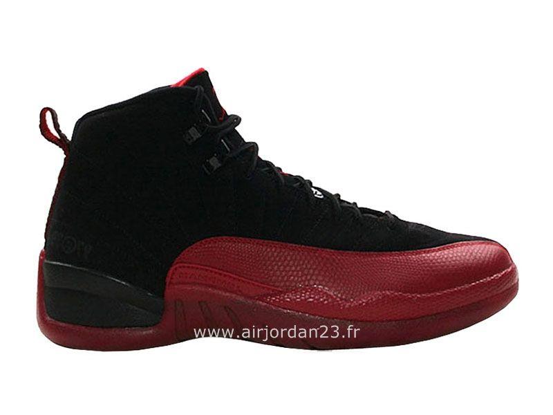 grossiste f2fba fbaaf Air Jordan 12 Retro - Chaussures de Basket Nike Jordan Pour ...