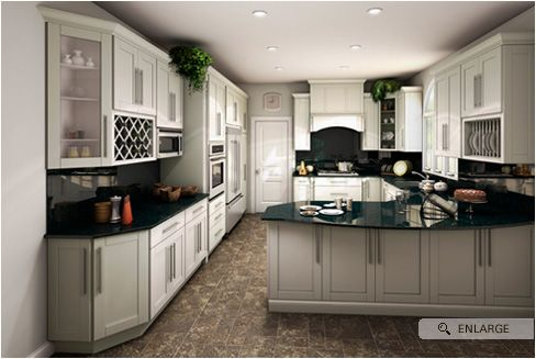1000+ images about Remodel kitchen: wall cabinet height on Pinterest