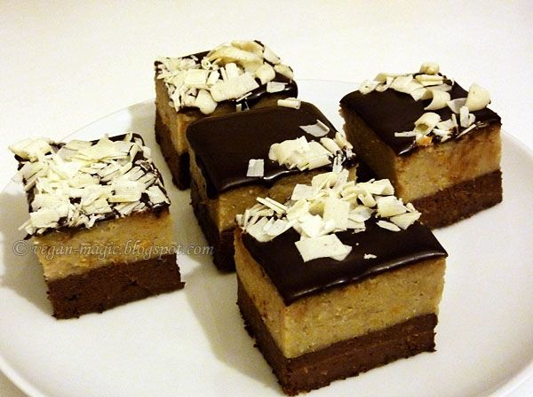 Black and White Bean Fudge (soy-free, fat-free, gluten-free)