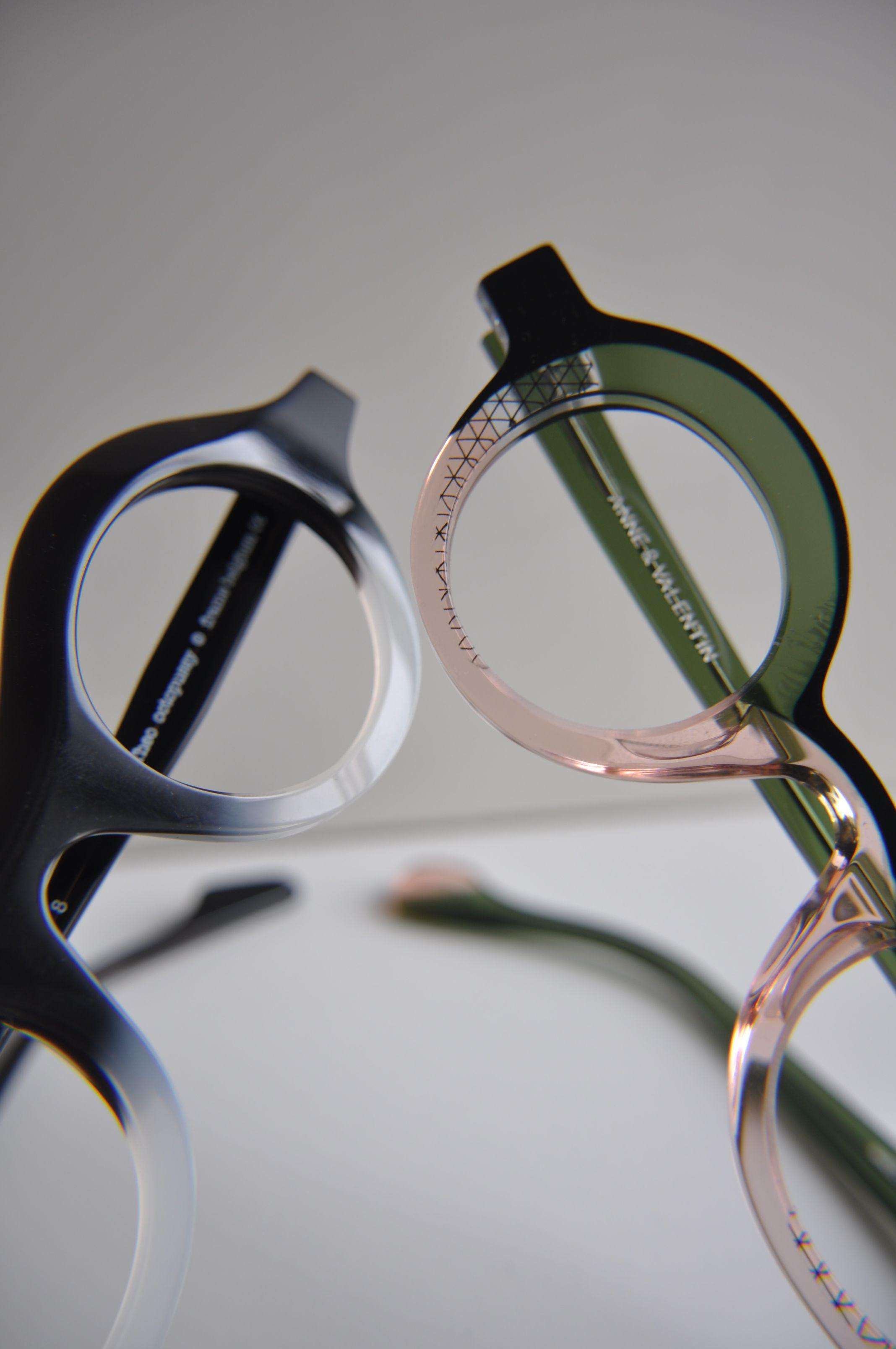 Anne & Valentin and Theo Eyewear #theo #anneetvalentin #round ...