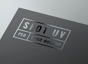 Use this psd mock up to simulate the look of spot uv gloss applied business cards use this psd mock up to simulate the look of spot uv gloss applied to reheart Image collections