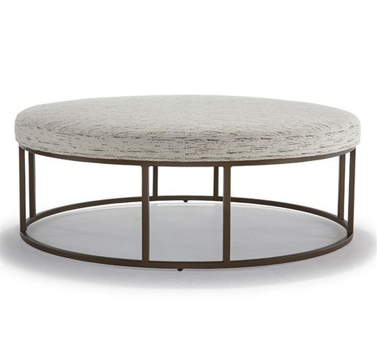 Carmen Round Ottoman Available Online And In Stores