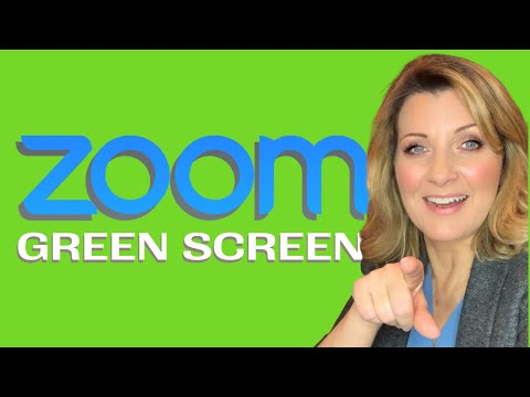 199 Zoom Virtual Background Without Green Screen Youtube Greenscreen Facebook Content Music Education