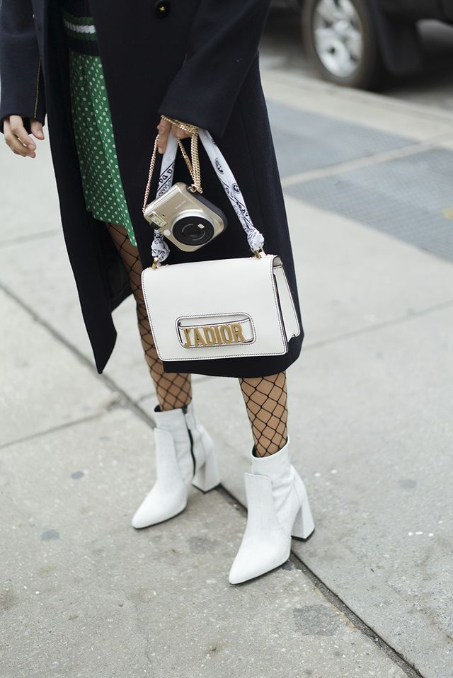 3 Looks That Prove You Need White Boots This Spring   Bloglovin' Fashion   Bloglovin'