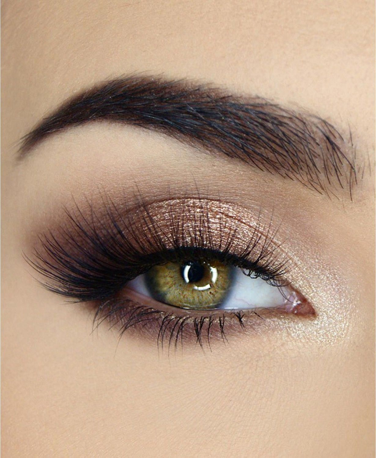 Great Eye Makeup Looks Browneyemakeup Eye Makeup Smokey Eye