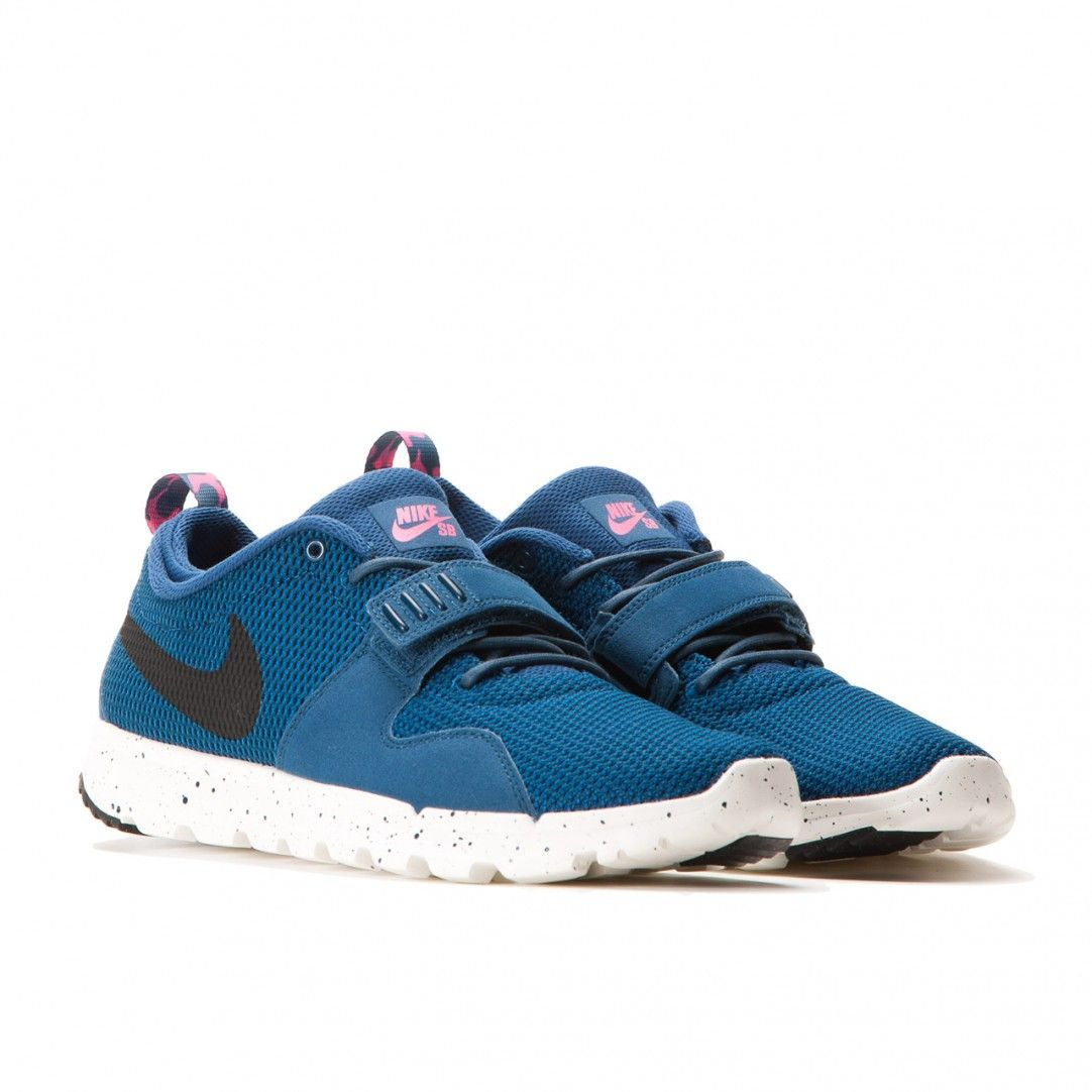 7de4ebaefcf2 Nike SB Trainerendor (Blue Force   Black Sail   Pink Pow)