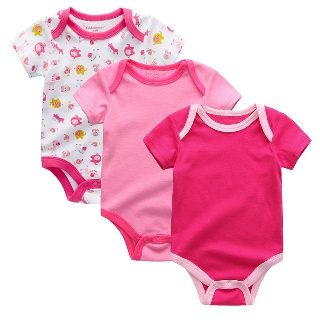 37b245296 Infant Winter Romper Baby Sayings Pretty In Flamingo Romper baby Clothing  baby Girl 0-3,3-6,6-9,9-12 months