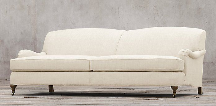 Sofas Restoration Hardware Barclay Collection 6 Lengths