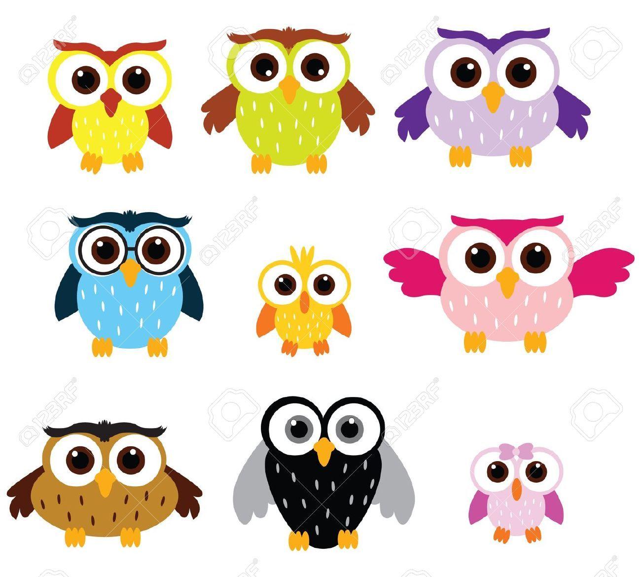 Cartoon Owl Stock Photos Images, Royalty Free Cartoon Owl Images ...