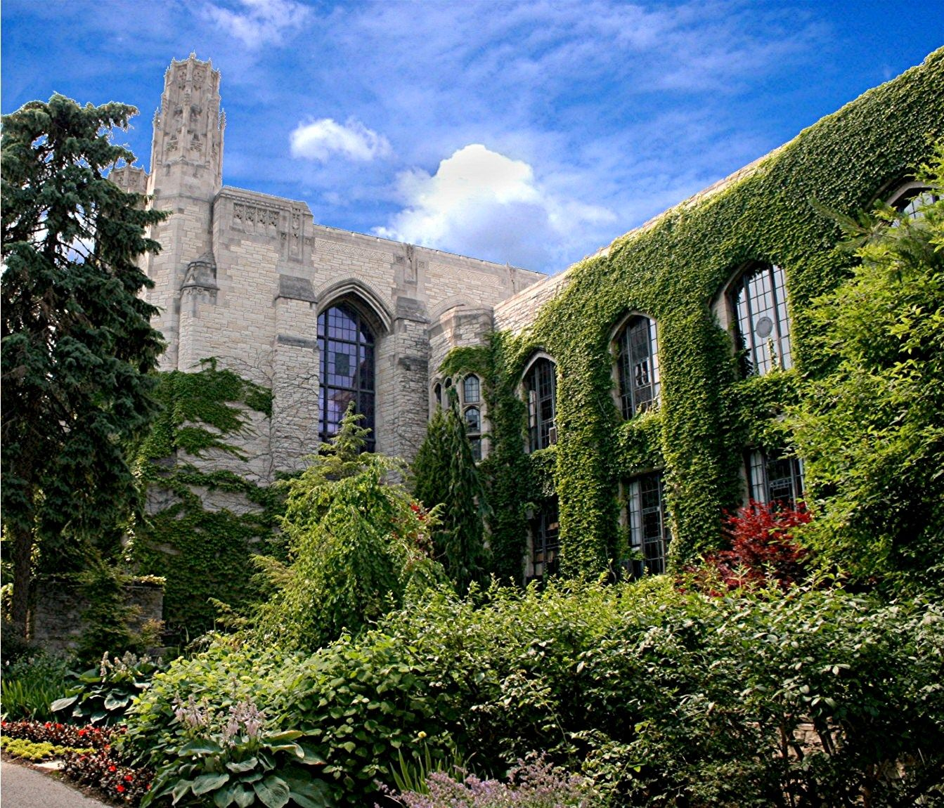 the northwestern university of illinois most beautiful