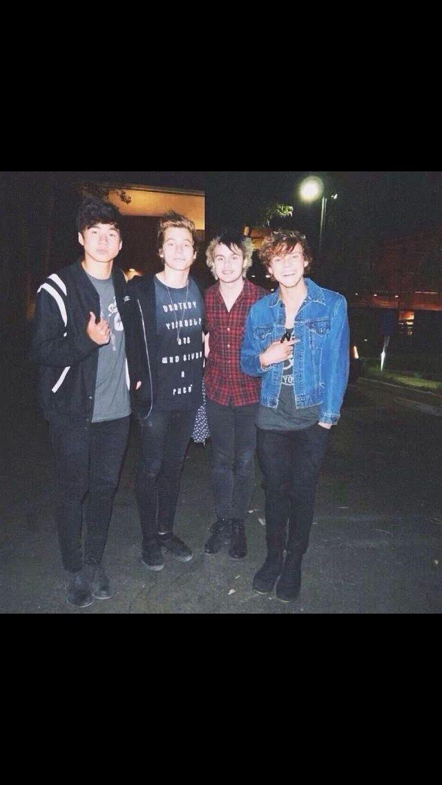 These four men