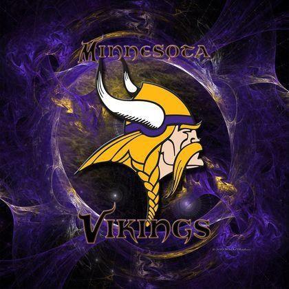 Minnesota Vikings I bleed Purple & Gold! Minnesota