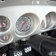 1970 Ford Mustang Speedometer Front View