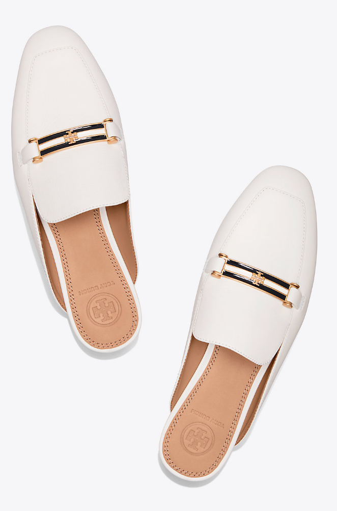 52d5a110d47 Tory Burch Amelia Backless Loafer
