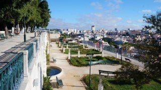Miradouro S. Pedro de Alcântara, Lisboa