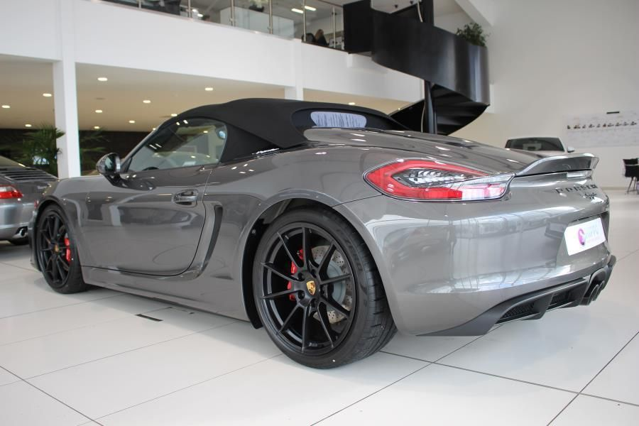 Used 2015 Porsche Boxster Rs60 Spyder For Sale In Lancashire