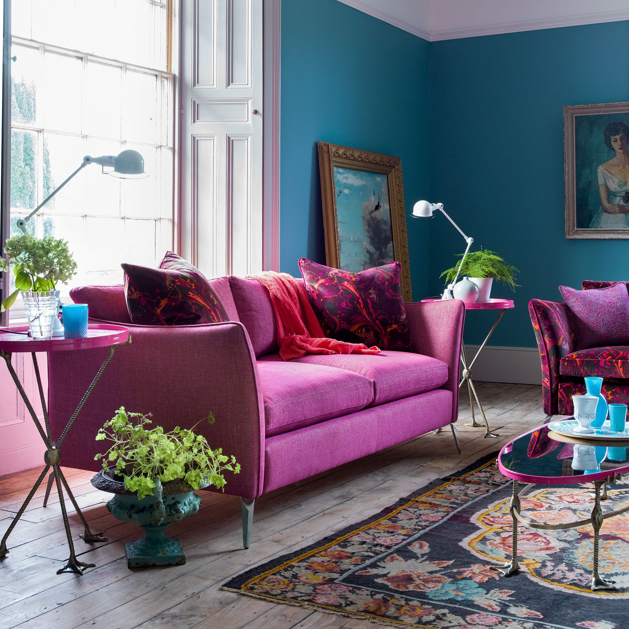Duresta Have Been Working With Fashion Designer Mathew Williamson To Create  A New Exclusive Collection Of. Large SofaLiving Room SofaLiving  SpacesQuality ...