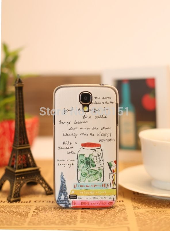 Free shipping  Kate- spade brand Drift bottle hard back print case cover For Samsung galaxy s4  V i9500 1S428 - http://www.aliexpress.com/item/Free-shipping-Kate-spade-brand-Drift-bottle-hard-back-print-case-cover-For-Samsung-galaxy-s4-V-i9500-1S428/32325129206.html