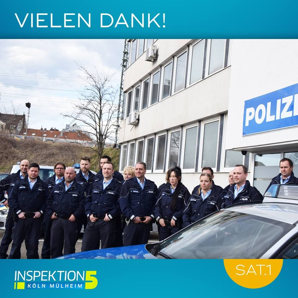 Polizei Köln Mülheim