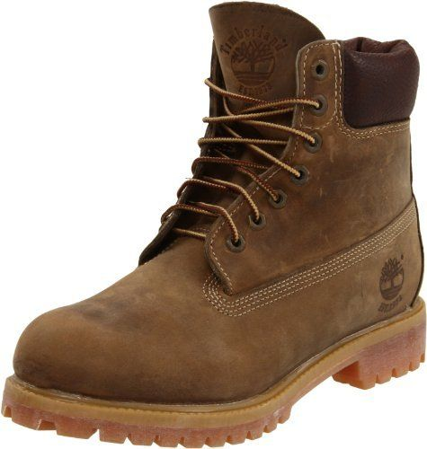 uk availability f4c3f c94b0 Timberland - Botas de senderismo con cordones para hombre, color marrón,  http