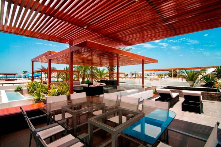 terrazas en azotea interiorismo interior design 05
