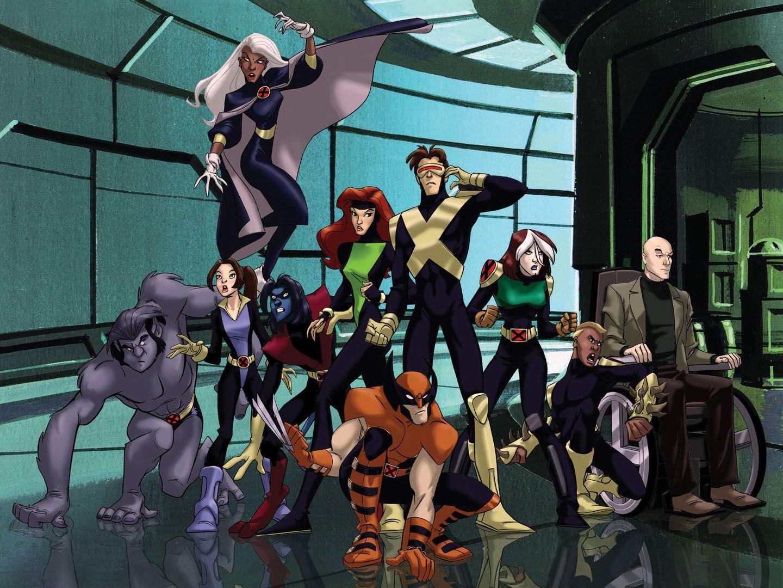 x-men the animated series torrent