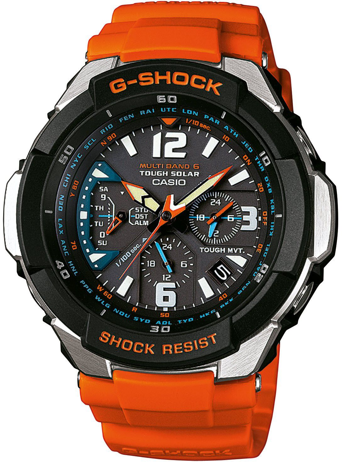 G-Shock Watch Premium Aviation  5ed37dea06