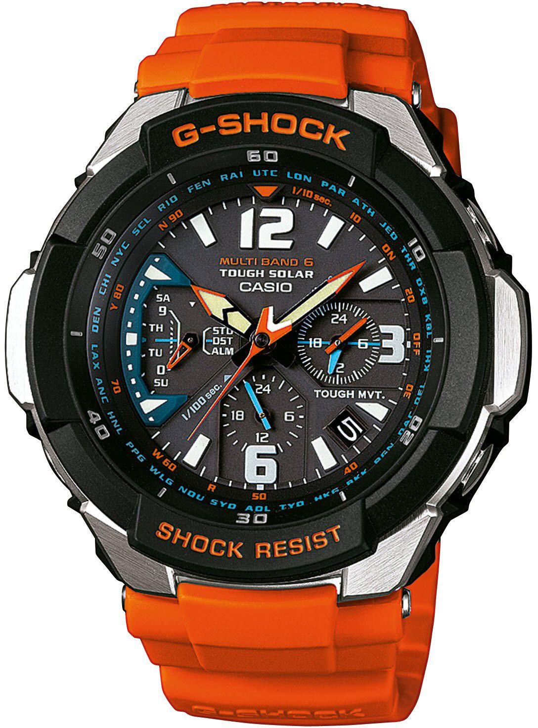 G-Shock Watch Premium Aviation  57c4750ab2