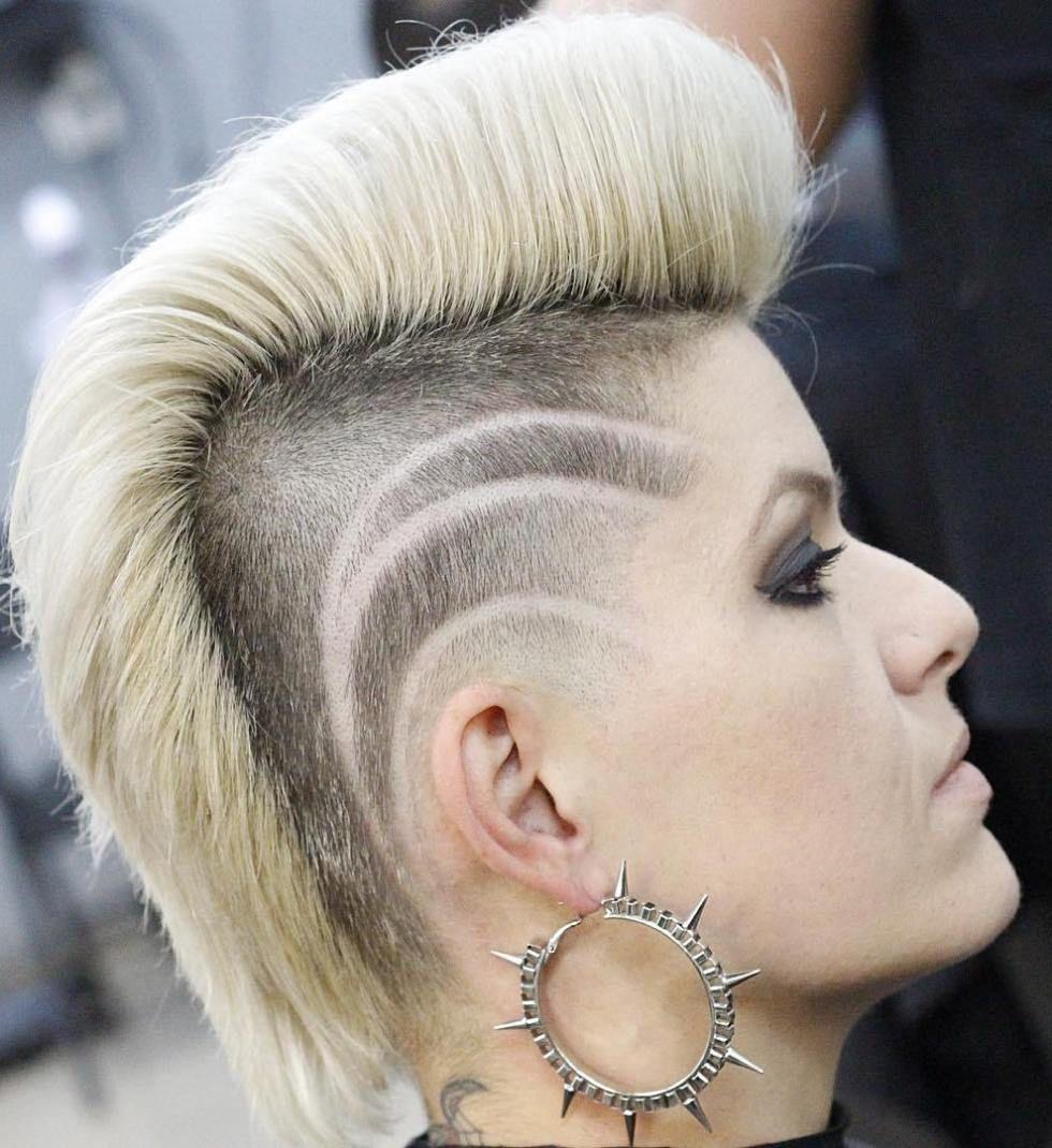 10 Short Punk Hairstyles to Rock Your Fantasy  Short punk hair