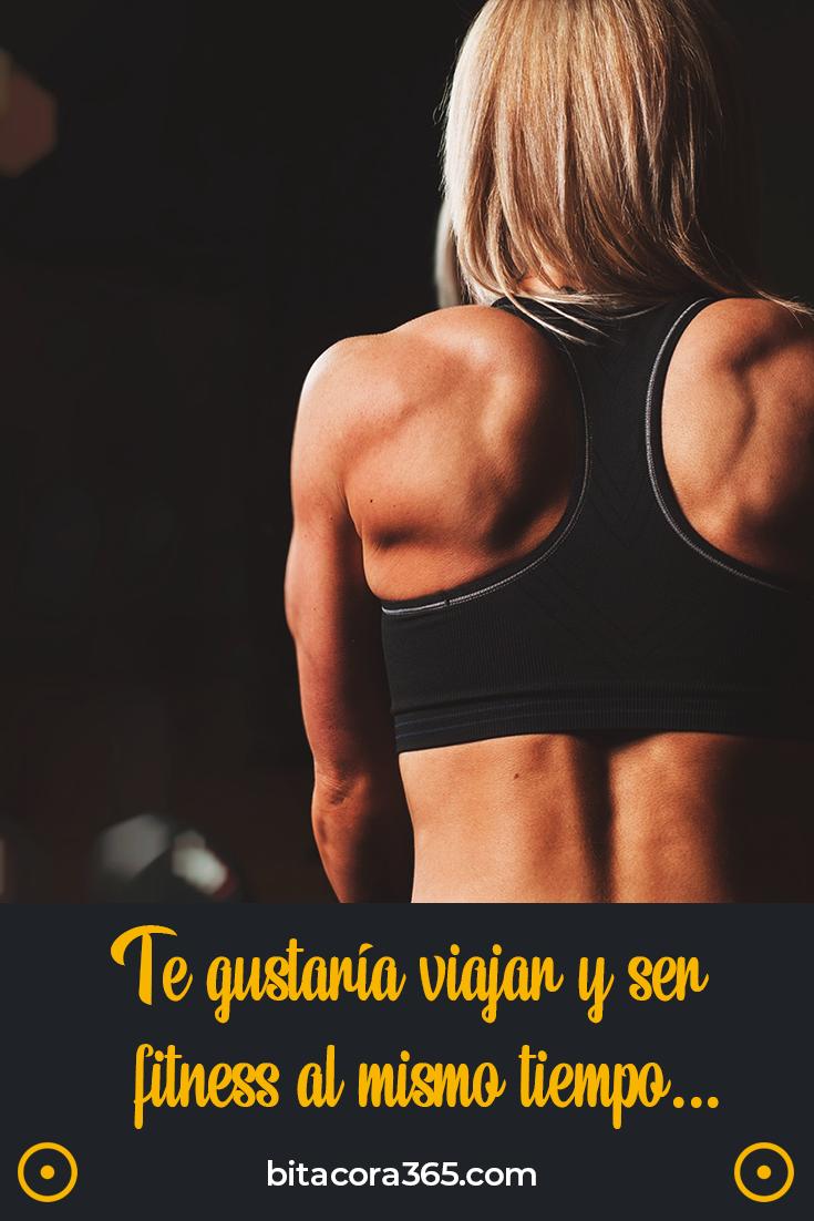 Todo lo que necesitas saber para viajar y mantener el cuerpo que te gusta...  #estilodevidafitness #fitnessgirl #fitnessman #viajaryserfitness #consejosfitness