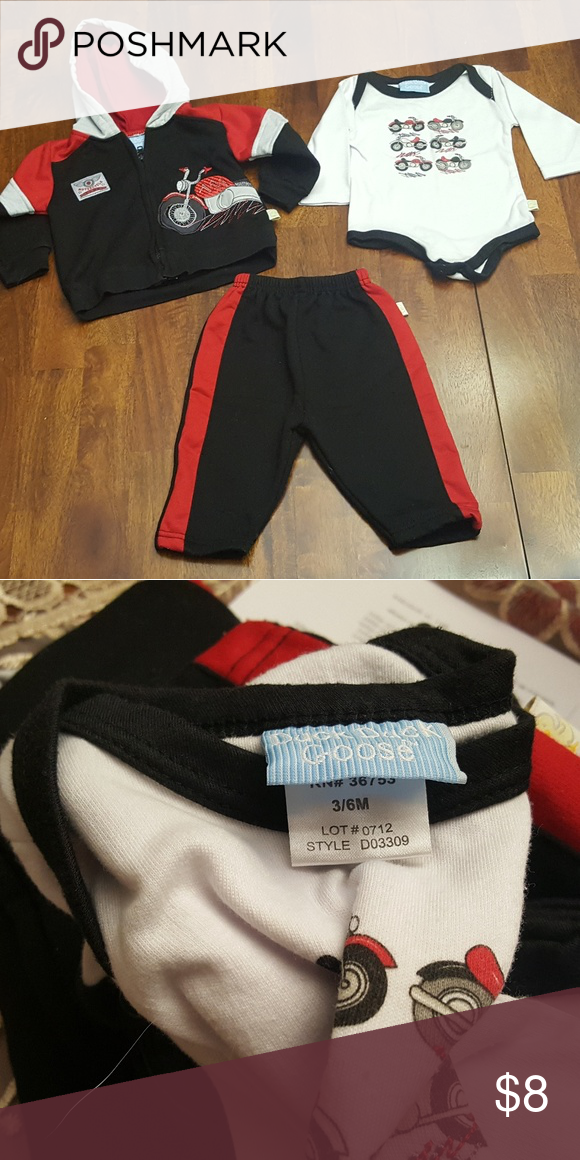 3-6 Months Boys Outfit