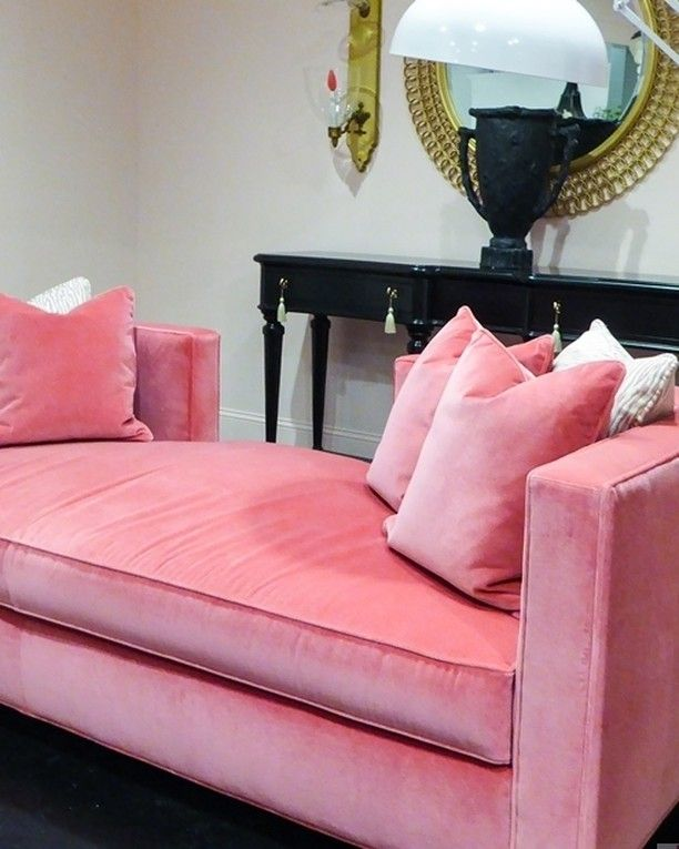 Sophisticated confection: daybed from Cynthia Rowley for Hooker ...